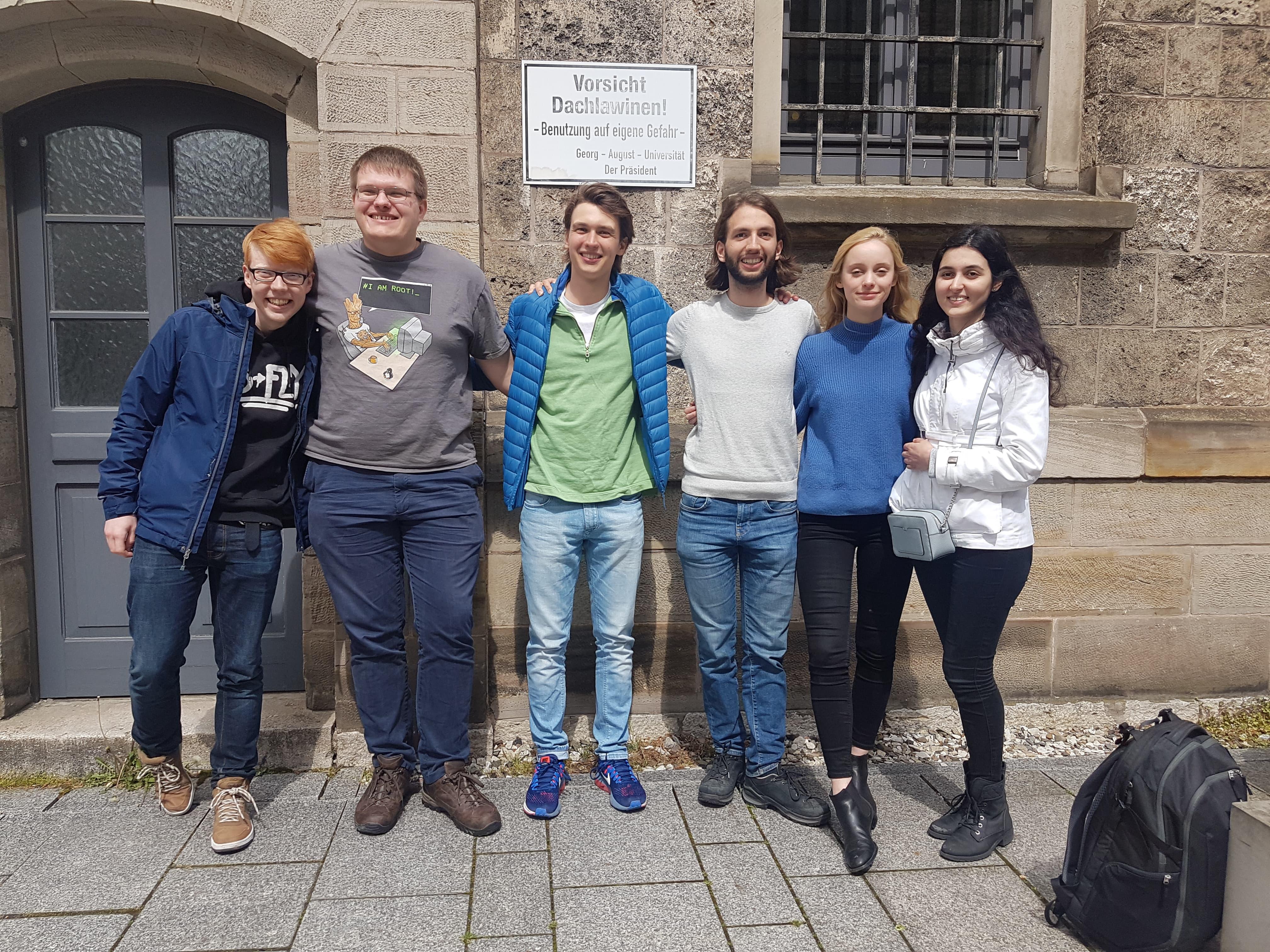 Westdeutsche Meisterschaft 2019 - Debattierclub Hannover